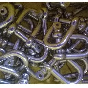 SSteel d shackle